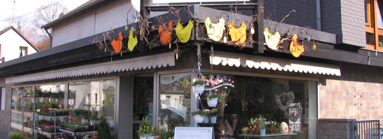 Blumen-Jentzsch: Ladengeschäft