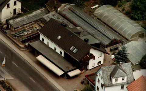 Luftbild Gärtnerei Jentzsch